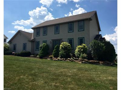 Canfield Single Family Home For Sale: 174 Jade Cir