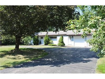 Kent Single Family Home For Sale: 1825 Walnut Rd