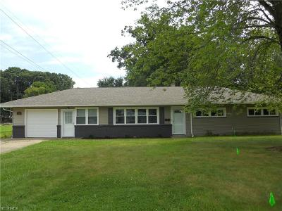 Boardman Single Family Home For Sale: 4477 Lockwood Blvd