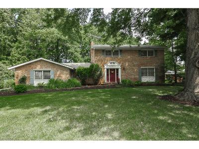 Concord Single Family Home For Sale: 10095 Candlestick Ln