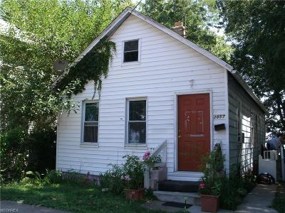 Single Family Home For Sale: 2857 West 12th St