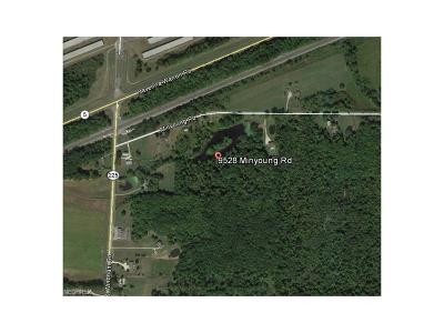 Residential Lots & Land For Sale: 9528 Minyoung Rd