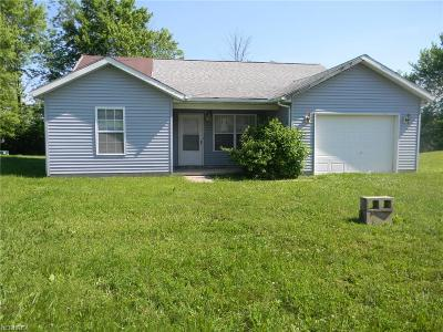 Single Family Home For Sale: 15355 Knoll St Northeast