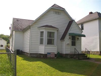 Zanesville Single Family Home For Sale: 719 Westbourne Ave