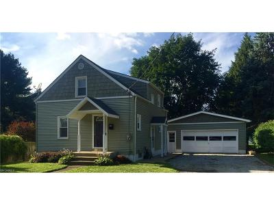 Single Family Home For Sale: 905 South Grant Blvd