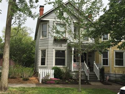 Marietta Single Family Home For Sale: 516 1/2 5th St