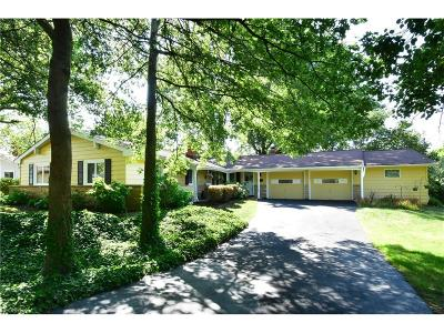 Bay Village Single Family Home For Sale: 502 Wildbrook Dr