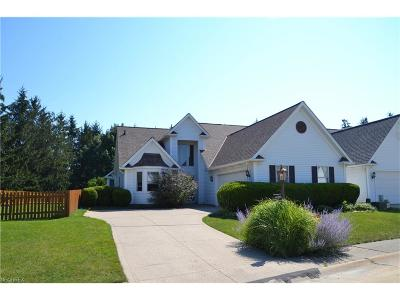 Strongsville Single Family Home For Sale: 14301 Placid Cv