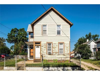 Multi Family Home For Sale: 2108 West 41st St