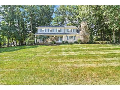 Canfield Single Family Home For Sale: 3615 Tippecanoe Pl