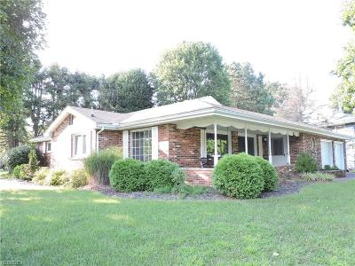 Marietta Single Family Home For Sale: 210 Walnut Dr