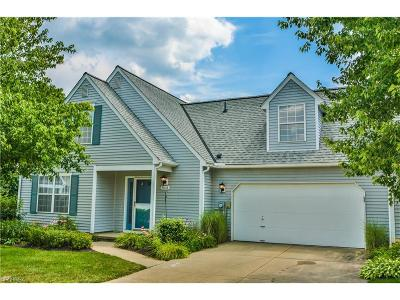 Twinsburg Condo/Townhouse For Sale: 9036 Twin Hills #7C