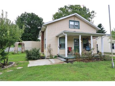 Zanesville Single Family Home For Sale: 192 Kensington Ave
