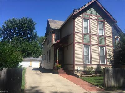 Cleveland Single Family Home For Sale: 1919 West 45th St