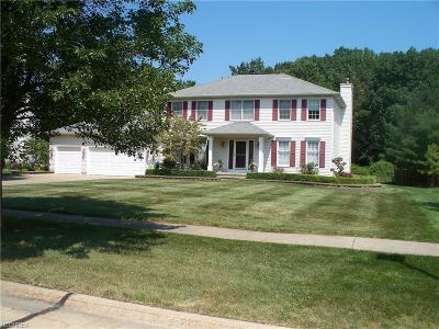 Mentor Single Family Home For Sale: 9443 Deer Ridge
