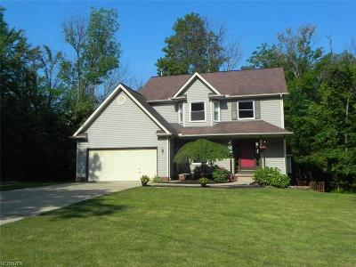 Concord Single Family Home For Sale: 7640 Kellogg Rd