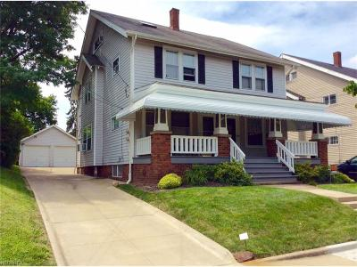 Cleveland Multi Family Home For Sale: 4801 Ardmore Ave
