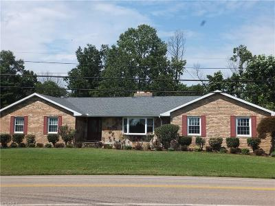Marietta Single Family Home For Sale: 21331 State Route 676