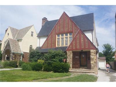 Shaker Heights Multi Family Home For Sale: 3555 Winchell Rd