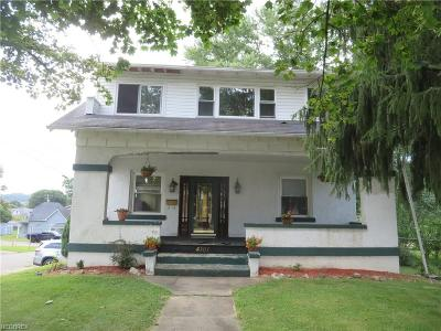 Vienna Single Family Home For Sale: 4101 Grand Central Ave