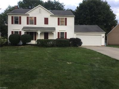 Solon OH Single Family Home For Sale: $224,000