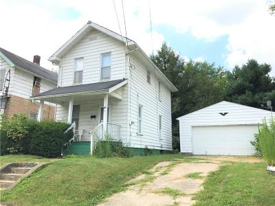Struthers Single Family Home For Sale: 35 Stewart St