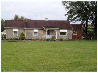 Single Family Home For Sale: 24257 Sandy Spring Rd