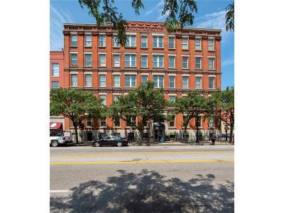 Condo/Townhouse For Sale: 408 West Saint Clair Ave #405