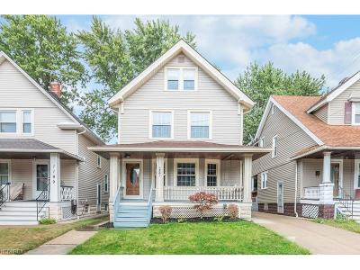 Lakewood Single Family Home For Sale: 1201 Westlake Ave