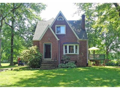 Madison Single Family Home For Sale: 2049 Dock Rd