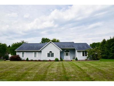 Single Family Home For Sale: 1085 Mohawk Trl Southwest