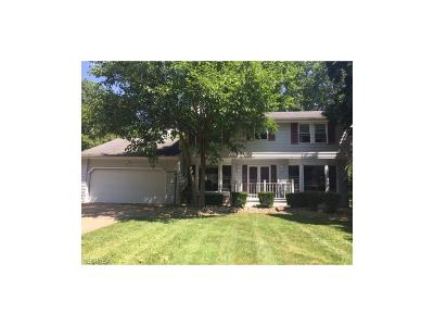 North Olmsted Single Family Home For Sale: 6049 Stafford Dr