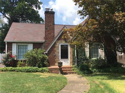 Ravenna Single Family Home For Sale: 242 Oakgrove St