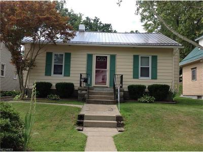 Single Family Home For Sale: 111 West Kentucky Ave