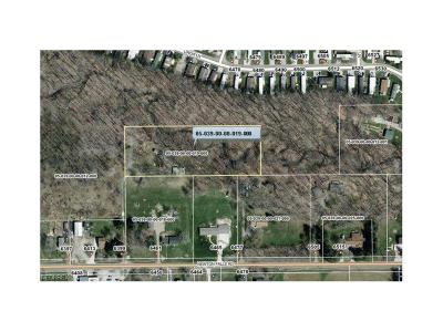 Residential Lots & Land For Sale: 6399 Newton Falls Rd