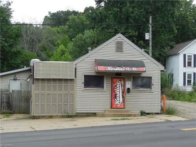 Zanesville Commercial For Sale: 1313 Sharon Ave