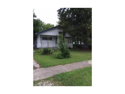 Geneva Single Family Home For Sale: 331 Vine St