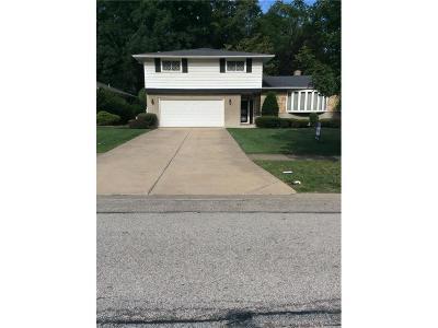 Middleburg Heights Single Family Home For Sale: 7398 Bartholomew Dr