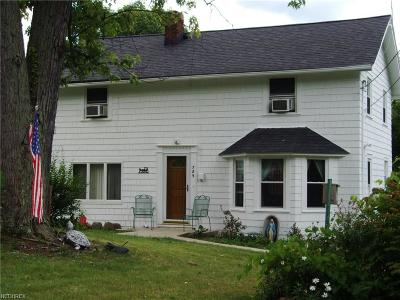 Hinckley Single Family Home For Sale: 785 Stony Hill Rd