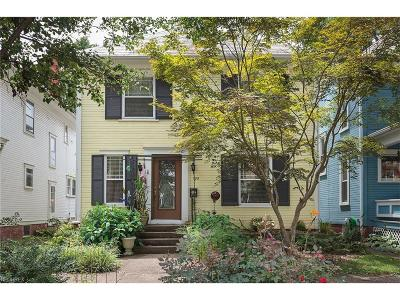 Marietta Single Family Home For Sale: 705 Fifth St