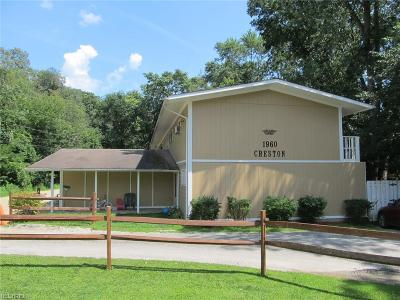 Guernsey County Multi Family Home For Sale: 1960 Creston Rd