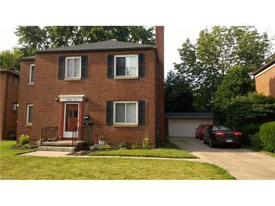 Rocky River Multi Family Home For Sale: 19940-42 Westway Dr