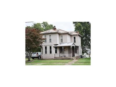 Zanesville Single Family Home For Sale: 1040 Blue Ave