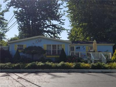 Madison Single Family Home For Sale: 2 Cypress Blvd