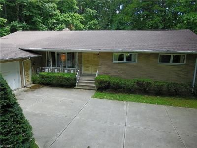 Willoughby Hills Single Family Home For Sale: 35750 Sherwood Ln