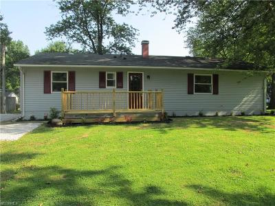 Madison Single Family Home For Sale: 1462 Easton Ave