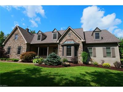 Chardon Single Family Home For Sale: 10730 Cottage Hill Ln