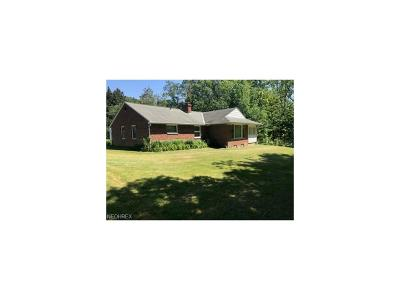 Willoughby Hills Single Family Home For Sale: 2750 River Rd
