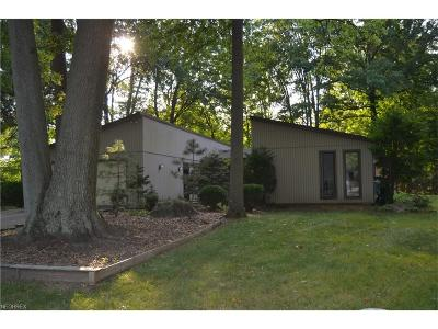 North Ridgeville Single Family Home For Sale: 5622 Rock Point Cir
