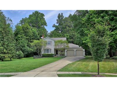Solon OH Single Family Home For Sale: $227,500